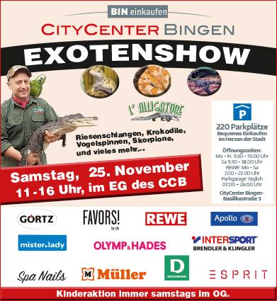 Exoten-Show