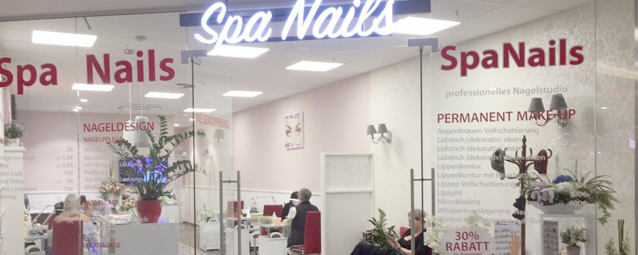 Spa Nails Citycenter Bingen