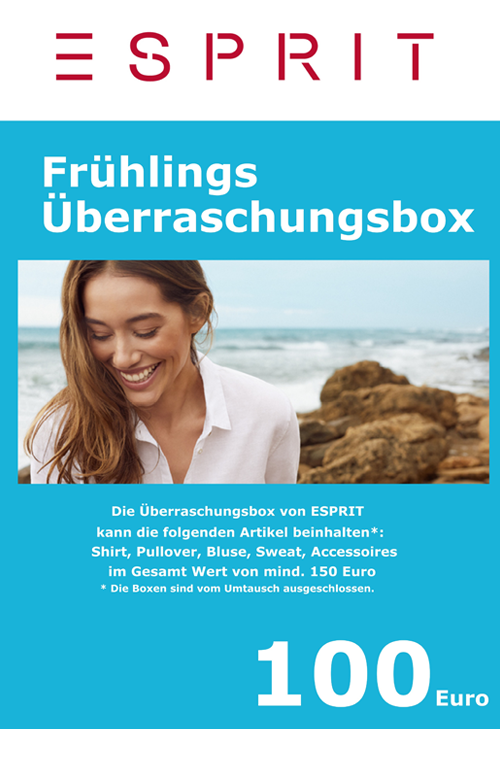 ESPRIT – Frühlings Überraschungsbox